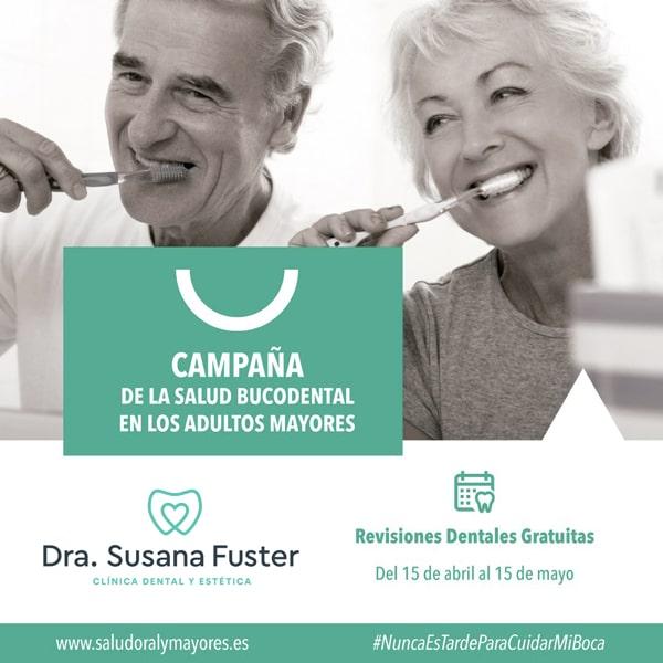 Campaña Salud Oral y Mayores